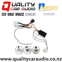 Aerpro CHNI3C Steering Wheel Control Harness for Nissan Model with 10 and 6 Pin Connector Harness with Easy Finance