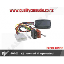 Aerpro CHNI4A ONTROL HARNESS A FOR NISSAN - Easy LayBy