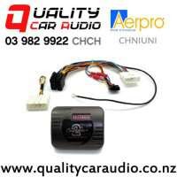 Aerpro CHNIUNI Steering wheel Control Interface for Nissan from 2006 to 2015 with Easy Finance