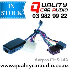 """Aerpro CHSU4A Steering Wheel Control for Subaru type """"A"""" with Easy Layby"""