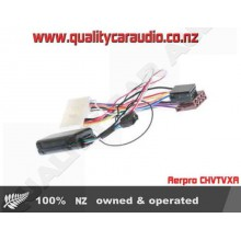 Aerpro CHVTVXA Holden Steering Wheel Control Harness Control Type A with Easy Layby
