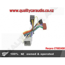 Aerpro CT10CH02 T HARNESS FOR CHRYSLER - Easy LayBy