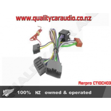 Aerpro CT10CH03 T HARNESS FOR CHRYSLER - Easy LayBy