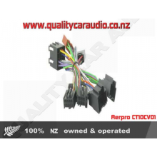 Aerpro CT10CV01 T HARNESS FOR HOLDEN CAPTIVA 7 - Easy LayBy