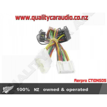 Aerpro CT10NS05 T HARNESS FOR NISSAN - Easy LayBy