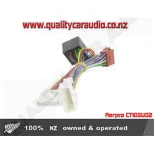 Aerpro CT10SU02 T harness for subaru - Easy LayBy