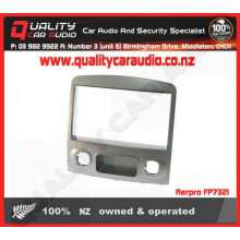 Aerpro FP7321 FACIA FORD ESCAPE / Mazda Tribute 2006 - 2010 SILVER with Easy LayBy
