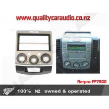 Aerpro FP7500 FACIA MAZDA BT-50 2007 10 - Easy LayBy