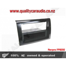 Aerpro FP8010 FACIA FIAT BRAVO 2007 ON BLACK - Easy LayBy