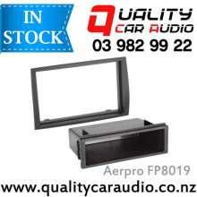 Aerpro FP8019 FACIA FIAT DUCATO 06 - 11 BLACK - Easy LayBy