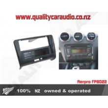 Aerpro FP8022 FACIA AUDI TT 2007 ON BLACK - Easy LayBy