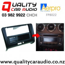 Aerpro FP8022 Stereo Facial Kit for Audi TT from 2007 to 2014 with Easy Payments