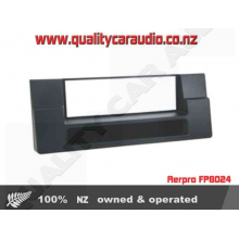 Aerpro FP8024 FACIA BMW 5 SERIES X5 BLACK - Easy LayBy