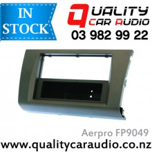 Aerpro FP9049 Suzuki swift 2005 - 2010 facia Kits suit either Single or Double Din Stereo with Easy Layby