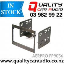 AERPRO FP9056 HOLDEN VY COMMODORE / MONARO DOUBLE DIN FITTING KITS IN BLACK with Easy LayBy