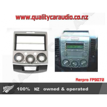 Aerpro FP9072 FACIA FORD RANGER 2007 - 2010 with Easy LayBy