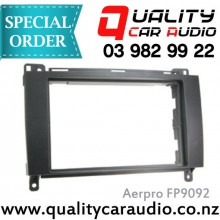 Aerpro FP9092 Mercedes and VW Double Din Size Facia Kits with Easy Layby