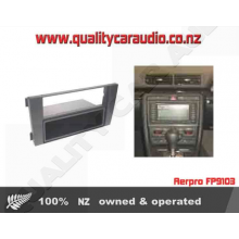 Aerpro FP9103 FACIA AUDI A6 S/DIN PKT 02-04 - Easy LayBy