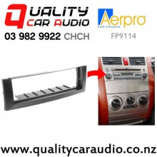 Aerpro FP9114 Single Din Stereo Facial Kit for Mitsubishi Colt from 2004 with Easy Payments