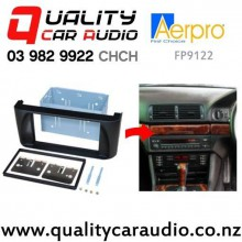 Aerpro FP9122 Stereo Facial Kit for BMW 5 series E39 from 1996 to 2004 with Easy Finance