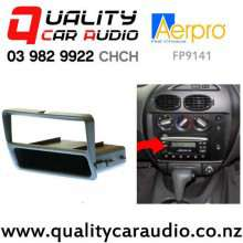 Aerpro FP9141 Single Din Stereo Facial Kit for Ford Falcon AU From 1998 to 2002 (Grey) with Easy Finance