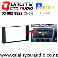 Aerpro FP9145 FACIA Double Din Stereo Facial Kit for Ford Focus Transit Fiesta Kuga 2005 to 2013 with Easy Finance