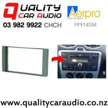 Aerpro FP9145M Double Din Stereo Facial Kit for Ford Focus Transit Fiesta Kuga 2005 to 2013 with Easy Finance