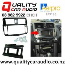 Aerpro FP9166 Stereo Facia Kit for Toyota Prado 2009 - 2013 150 Series with Easy Finance