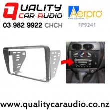 Aerpro FP9240 Double Din Stereo Fitting Kit for Ford Falcon AU Series I, II, III 1998 to 2002 (grey) with Easy Finance