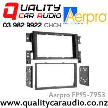 Aerpro FP95-7953 Double Din Size Facia Kit for 2006 - 2010 Suzuki Grand Vitara