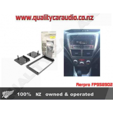 Aerpro FP958902 FACIA D DIN SUB IMPREZ WRX 08 - Easy LayBy