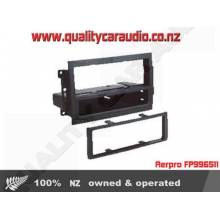 Aerpro FP996511 FACIA JEEP CRYSLER DODGE 07 ON - Easy LayBy