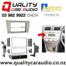 Aerpro FP998218 Stereo Facial Kit for Toyota Camry / Aurion 2006 to 2011 with Easy Finance