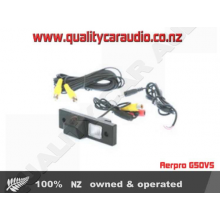 Aerpro G50VS Holden 06_10 rear view camera - Easy LayBy