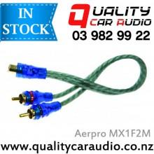 Aerpro MX1F2M RCA Y SPLITTER 1F - 2M - Easy LayBy
