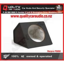 "Aerpro PSB12 Sealed 12"" 305mm sub box - Easy LayBy"