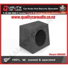 """Aerpro SB10100 10"""" sealed Subwoofer box - Easy LayBy"""
