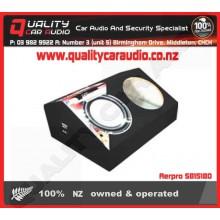 "Aerpro SB1518D SEALED DUAL 15"" 381MM SUB BOX - Easy LayBy"