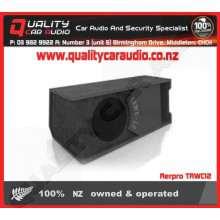 "Aerpro TRWC12 premium 12"" Subwoofer box - Easy LayBy"