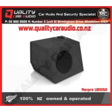 "Aerpro UB10S2 10"" PORTED SUBWOOFER BOX - Easy LayBy"