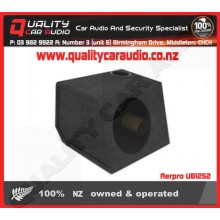 "Aerpro UB12S2 12"" ported Subwoofer box - Easy LayBy"