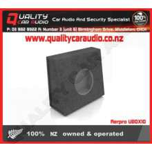 "Aerpro UBOX10 10"" Subwoofer for utes - Easy LayBy"