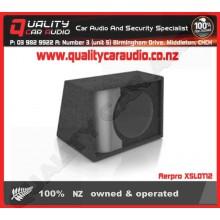 """Aerpro XSLOT12 12"""" sq series sub box - Easy LayBy"""