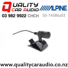 Alpine 50-14386Z03 External Microphone with Easy Finance