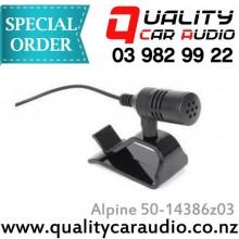 Alpine 50-14386Z03 External Microphone - Easy LayBy