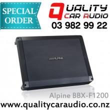Alpine BBX-F1200 4 CH 4x50W 2x150W RMS Amplifier - Easy LayBy