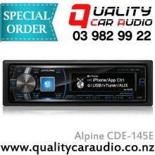 Alpine CDE-145E CD RECIEVER USB / iPod / iPhone