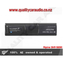 Alpine DHA-S690 CD & DVD Changers - Easy LayBy