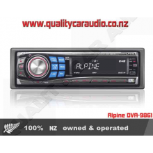 Alpine DVA-9861 DVD CD MP3 WMA Head Unit - Easy LayBy