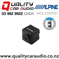 Alpine HCE-C257FD Multi-View Front Camera with Easy Finance